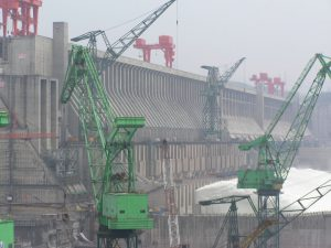 The Three Gorges Dam will cost China an estimated US$26.45 over the next decade