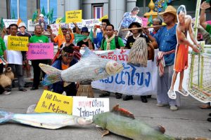 Popular resentment against dams is growing in Vietnam and Cambodia (Image by International Rivers)