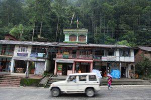 Sikkim urban development