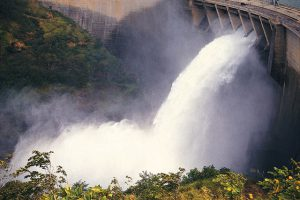 Nepal's hydropower potential is estimated to be about 80,000 MW, of which only 700 MW has been exploited (Photo by Global Water Partnership)