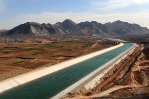 Some local industrial activity has been banned to ensure water quality for the Danjiankou reservoir