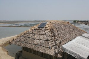 40% of households in Bangladesh don't have access to electricity from the grid