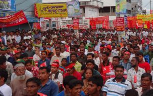 There has been a steady set of protests against the Rampal plant