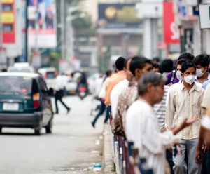 air pollution in india. Face masks work to escape air pollution