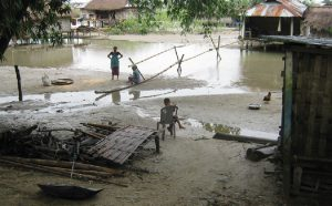 The catastrophic floods in Assam in September 2015 [image by Mubina Akhtar]