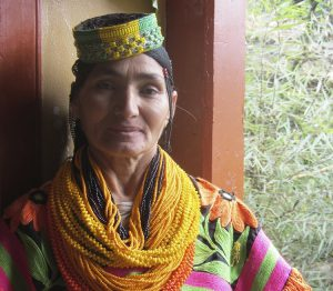 Our grandparents are saying that they have never seen these kind of floods before - Kalash woman in Krakal village. (Photos by author)
