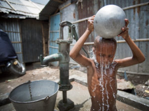 Dhaka water crisis