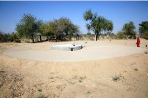 Rajasthani women face severe water challenges [image by ICRISAT]