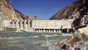 China will resurrect series of controversial hydropower dams in south-west China on rivers originating on the Tibetan Plateau.