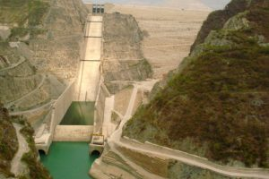 Abnormally low levels of water have brought down the energy content of Tehri dam to just 205 million units (MU) from the earlier 1,921 MU [image by Arvind Iyer]