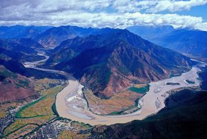 The Three Parallel Rivers site in Yunnan is a UNESCO site vulnerable to climate change