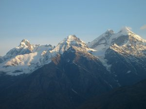 The Himalayas are heating up much faster than the polar regions