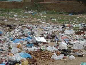 Water pollution in Karachi