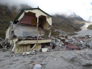Flash floods have been devastating Uttarakhand [image by Dev Dutt Sharma / Mountain Partnership]
