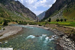The idyllic Gurez valley through which the Indus flows in J&K [image by Kashif Pathan/Flickr]