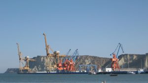 Pakistan hopes CPEC and Gwadar would make it a logistical and trade hub [image by Moign Khwaja/Flickr]