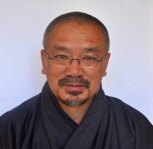 Chhewang Rinzin, managing director of Bhutan's Druk Green Power Corporation [image courtesy Chhewang Rinzin]