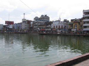 Downtown Barisal [image by Joe Coyle]