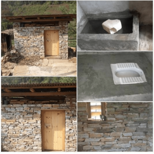 Bhutan is now pushing for its citizens to have access to improved toilets [image by Rinchen Wangdi, Ministry of Health]