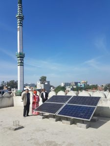 UP first all-women mosque, in Lucknow,  has gone solar using panels gifted by 8Minutes