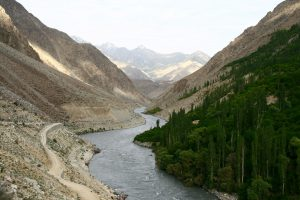 The Indus River [image by Praveen Selvam]