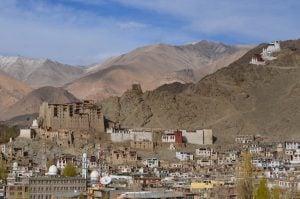A view of Leh, Ladakh. Image source: Matt Werner, Flickr
