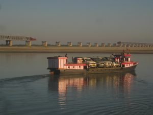 The Brahmaputra could be India's access route to Southeast Asia [image by: Chandan Duarah]