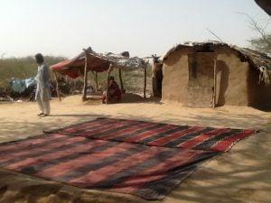 Ishak Jokhio village in Pakistan's Sindh province is achieving prosperity through solar power [image by: Afia Salam]