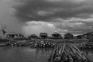 The Tonle Sap is Southeast Asia's largest lake, and Cambodia's primary source of protein - but fish are disappearing (Photo by Gareth Bright)