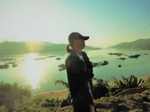 Niwat Roykaew Leader of Mekong Conservation Movement in Chiang Khong Thailand