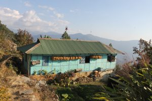 farmers house in Sikkim