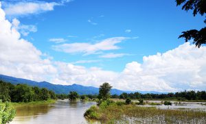 'If the Mekong is damaged, how do we sustain our community?' [image by: Feng Hao)