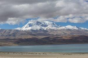 Rakchaas Taal (Demon Lake) south of Kailash.