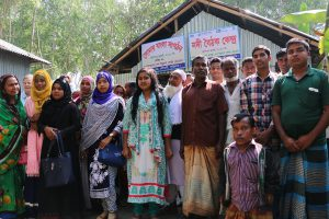 The Nodi Boithok meetings in Bangladesh along the Brahmaputra are empowering local communities
