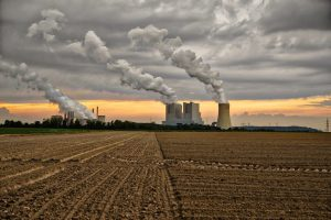 China is financing a quarter of coal power plants under development outside of the country [image by: Benita5]