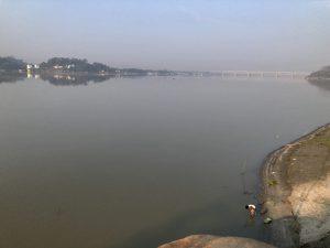 The Brahmaputra at Guwahati