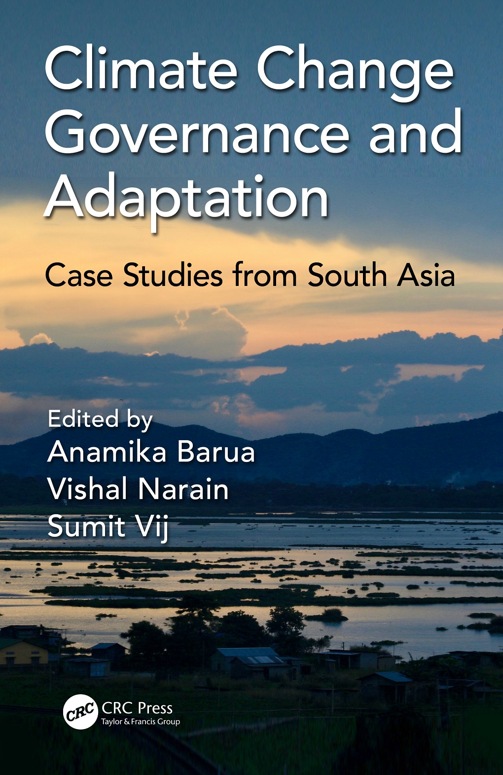 climate change governance and adaptation, case studies from South Asia.