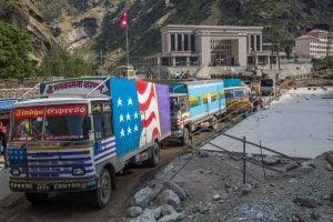 Nepal-China Railway