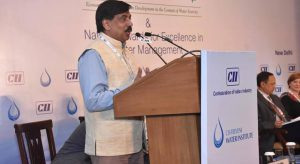 Upendra Prasad Singh, the Union Secretary for Water Resources [image courtesy: Jal Shakti Ministry]