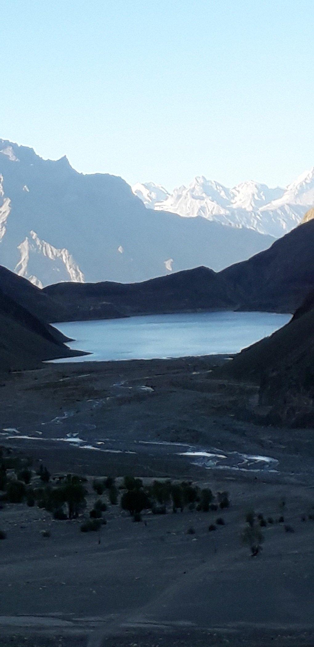 Sadpara lake [image by: Shabina Faraz]
