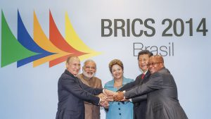 Much has changed within the Brics group since leaders first launched the New Development Bank (NDB) at the 2014 summit in Fortaleza (Image: Roberto Stuckert Filho)