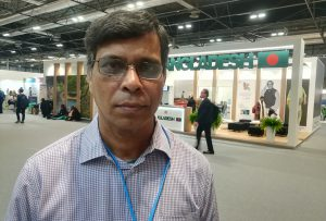 Liakath Ali, Director of the Climate Change Programme in BRAC [image by: Joydeep Gupta]