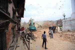 2013 earthquake Nepal Kathmandu