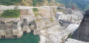 Lower Subansiri Hydroelectricity project, March 2020 [Image by: A.N. Mohammed]