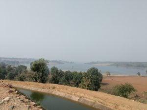 Rajghat reservoir fields at Bandar Gouda
