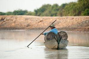 Fishing on Tonle Sap Lake, Cambodia [image: Alamy]