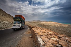 Initiatives like electric trucks should be a priority for the China–Pakistan Economic Corridor [image by: Awais Yaqub / Alamy]