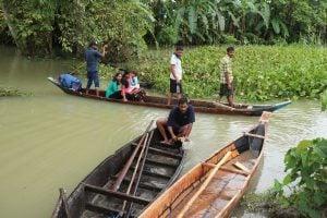 Majuli flood image 2019