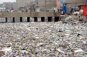 Karachi drainage sewerage problems