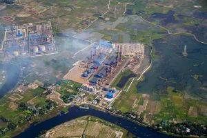 The Summit Gazipur coal power plant outside Dhaka in Bangladesh [image by: Alamy]